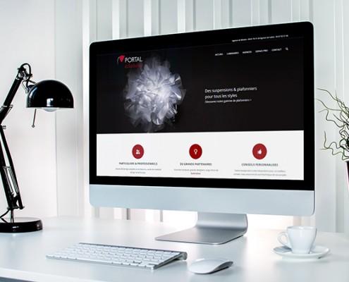 site-internet-portal-eclairage