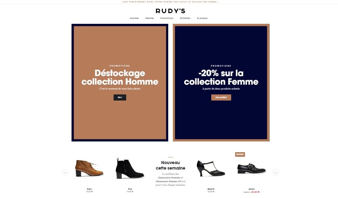 webdesign rudys paris